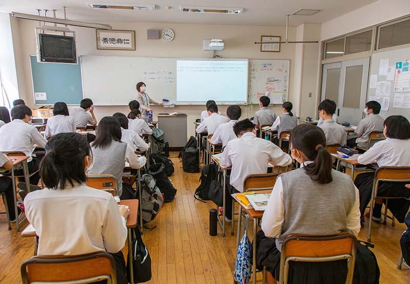 学校 崇徳 高等 崇徳高校の進学実績